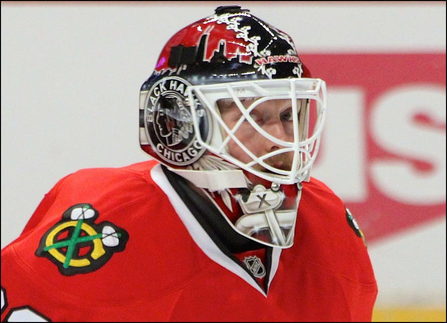 Scott Darling Interview