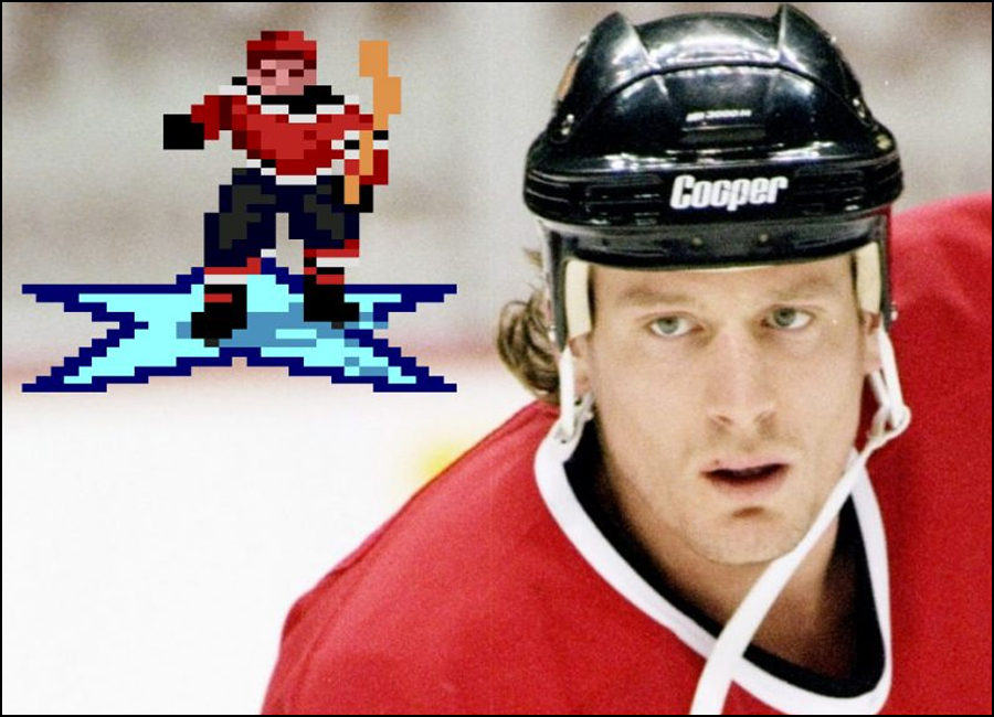 It's Roenick - He's Good!